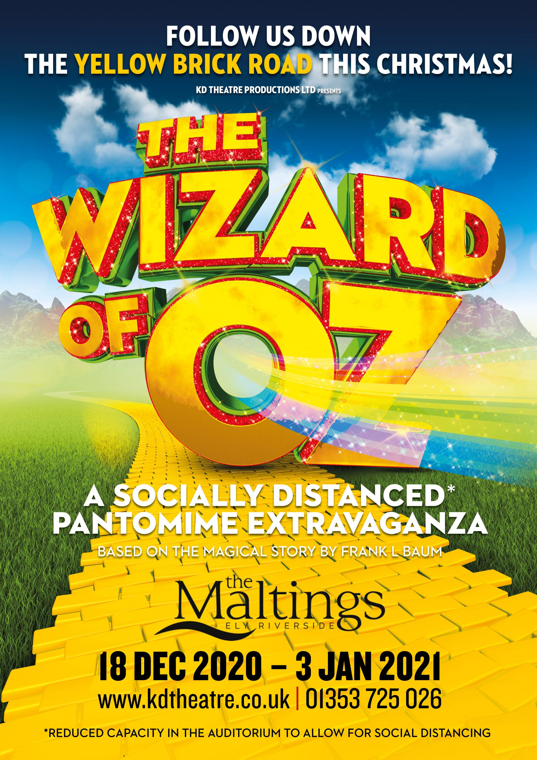Wizard of Oz Ely