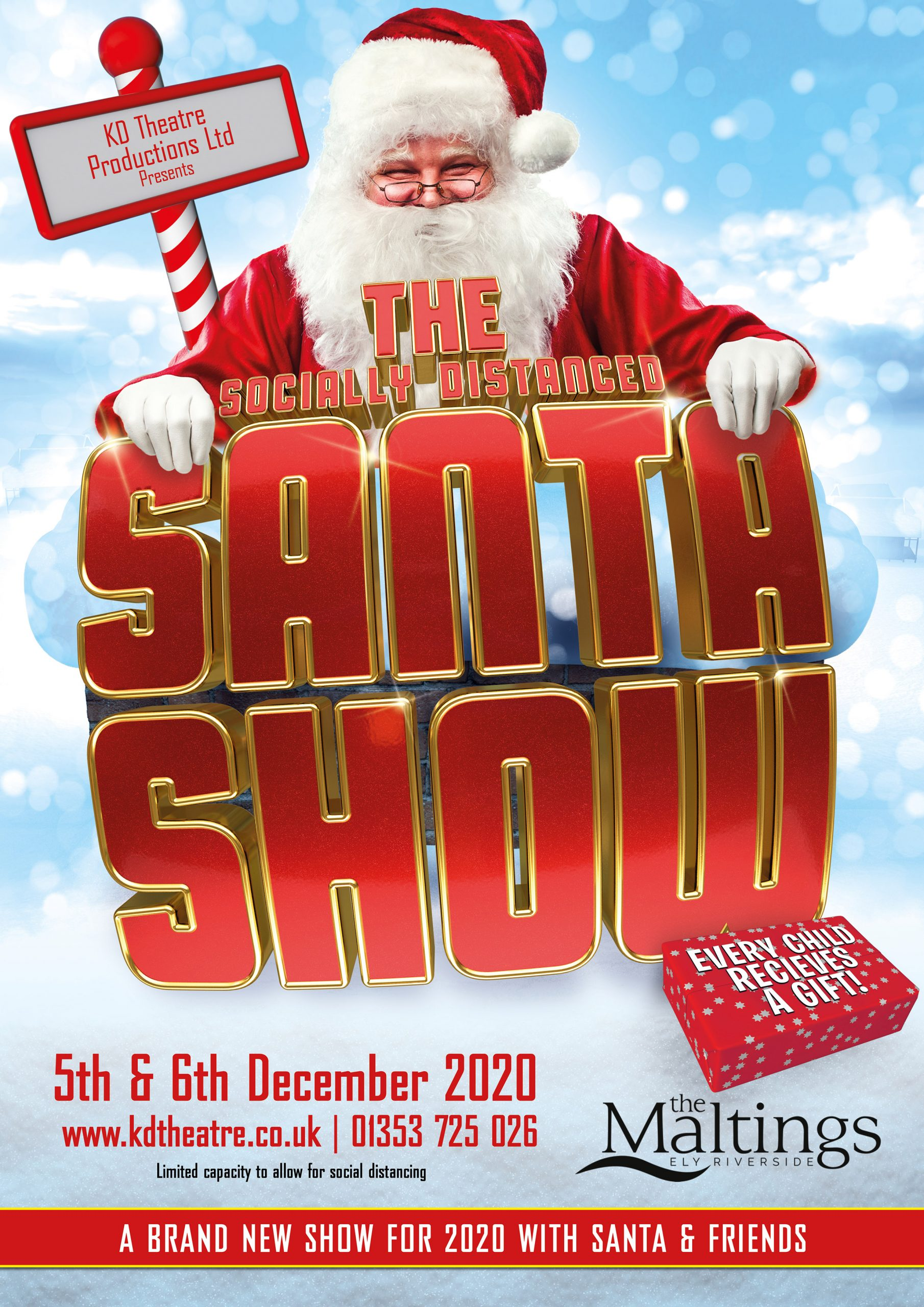 The Santa Show Maltings