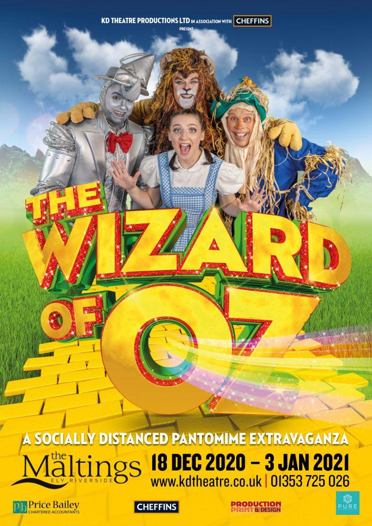 Wizard of Oz Stream