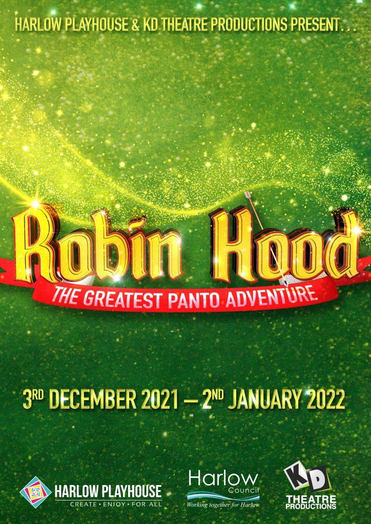 Robin Hood Harlow