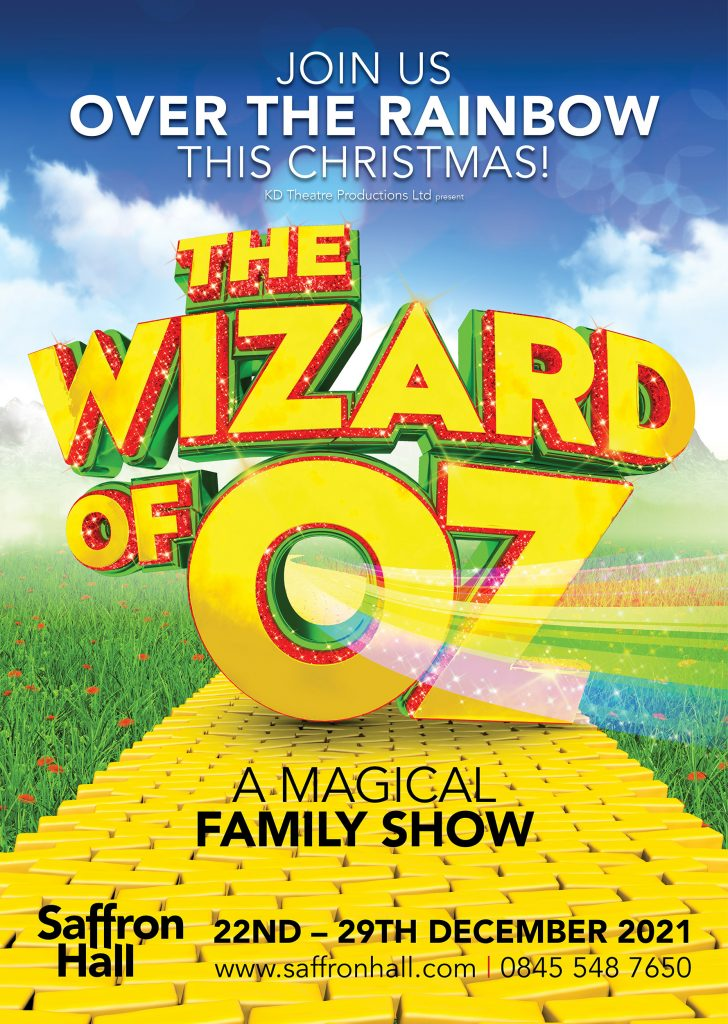 Wizard of Oz Saffron Hall