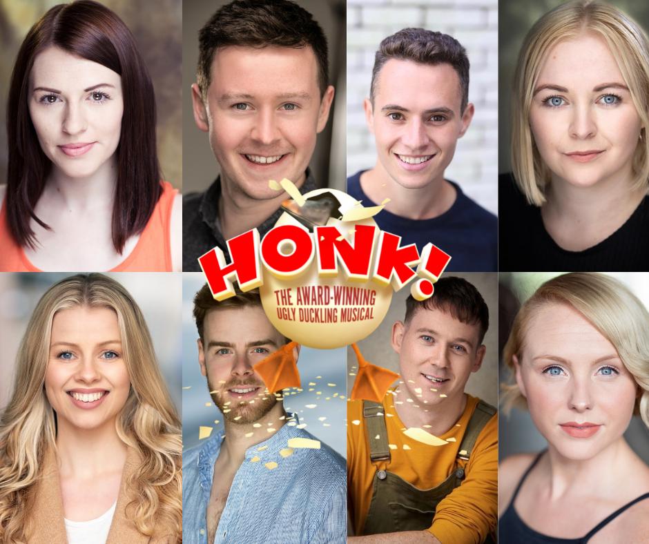 Honk! Cast