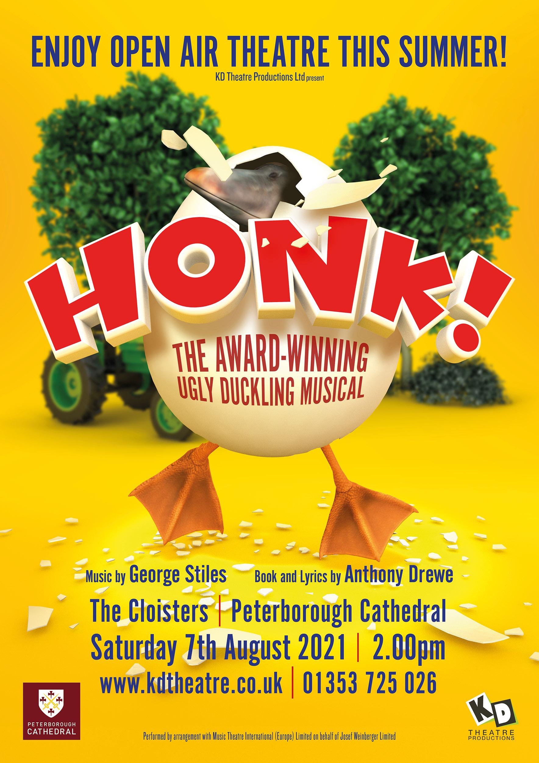 Honk Peterborough