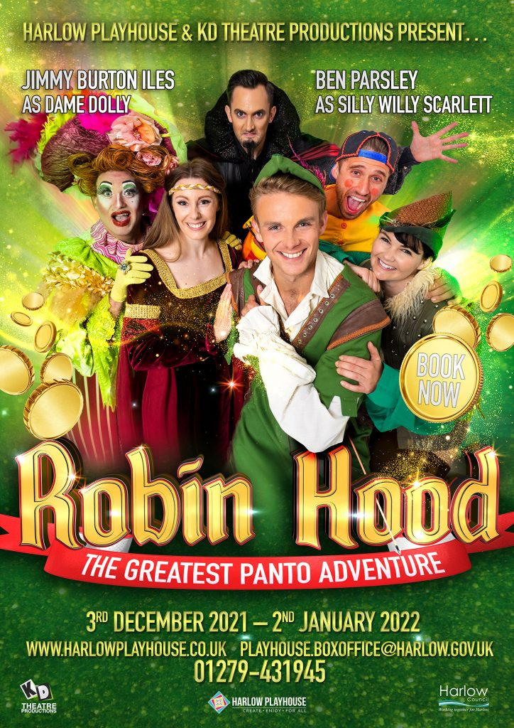 Robin Hood - Harlow