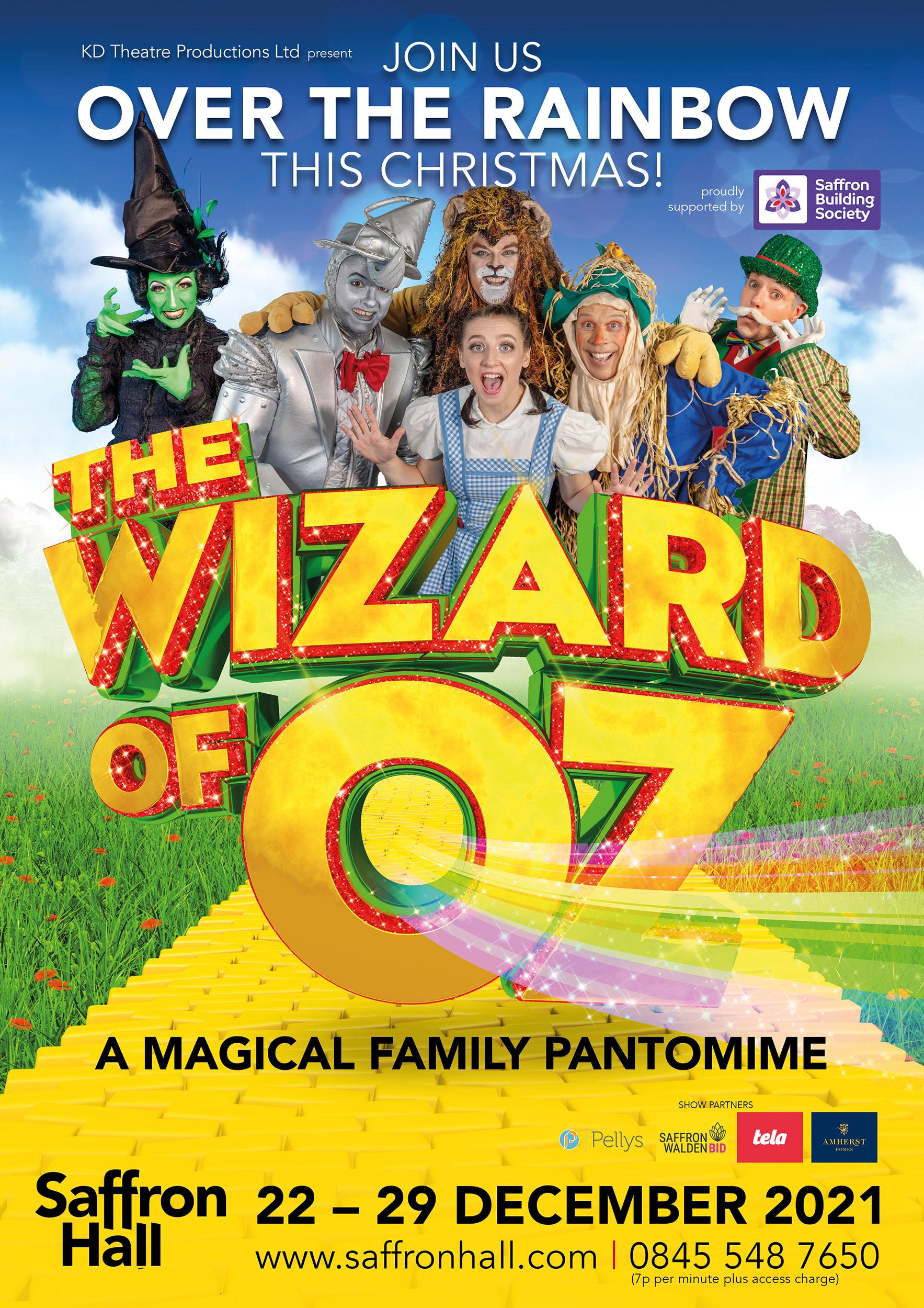 Wizard of Oz - Saffron Hall